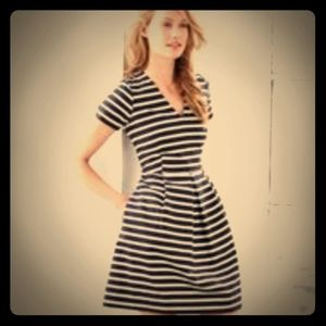 NWOT GAP fiat and flare dress